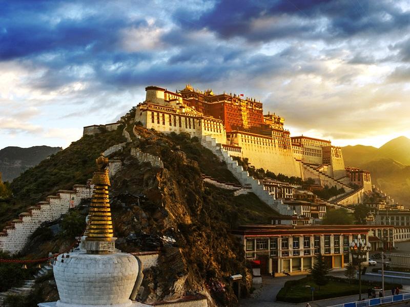 Тибет. Запретное королевство. Часть 2