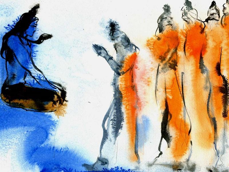 Роберт Свобода «Мысли о поисках Гуру»