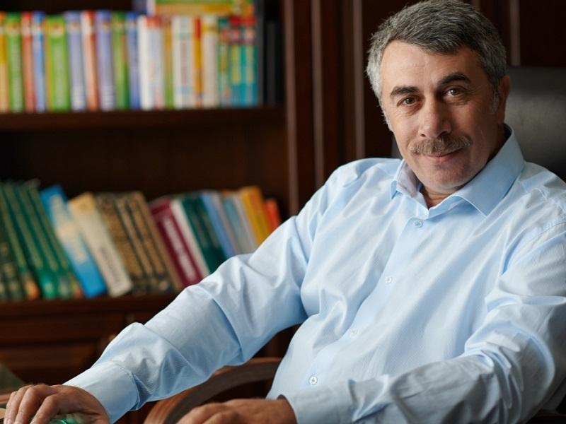 Евгений Комаровский: «Вы обязаны становиться почти врачами»