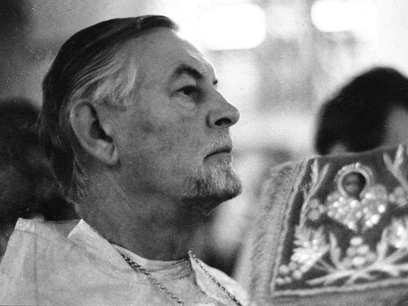 Протопресвитер Александр Шмеман: «Начало «ложной религии» — неумение радоваться»