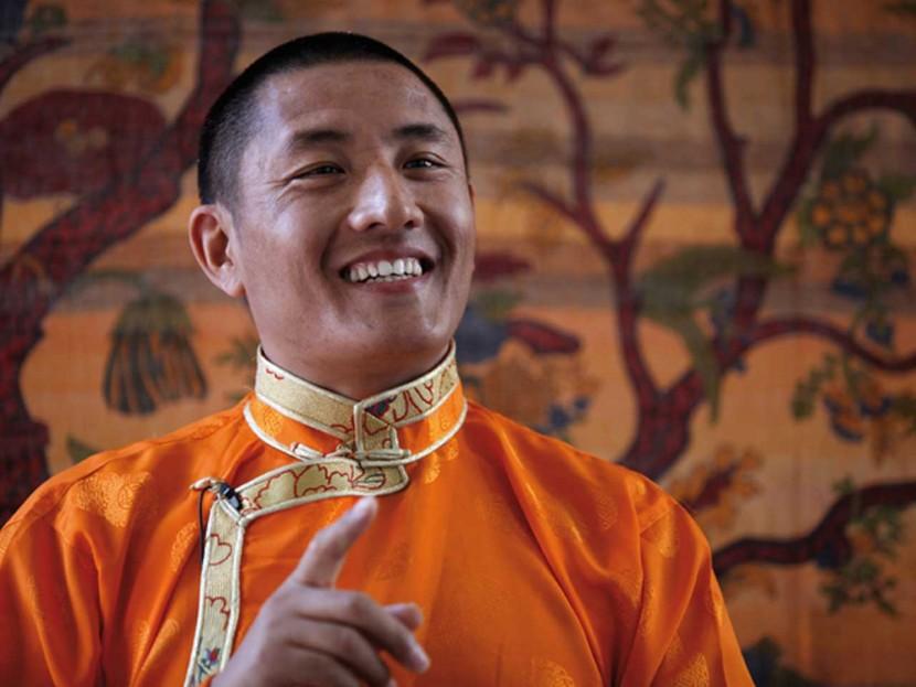 Тибетсткий врач Тулку Лама Лобсанг: «Чтобы избежать стресса, лучше всего быть сумасшедшим»