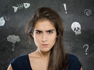 как победить в себе злость