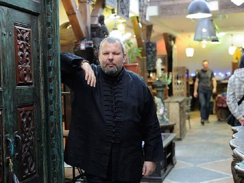 Георгий Аистов: Как мы открыли вегетарианский ресторан в 90-ые и что из этого вышло
