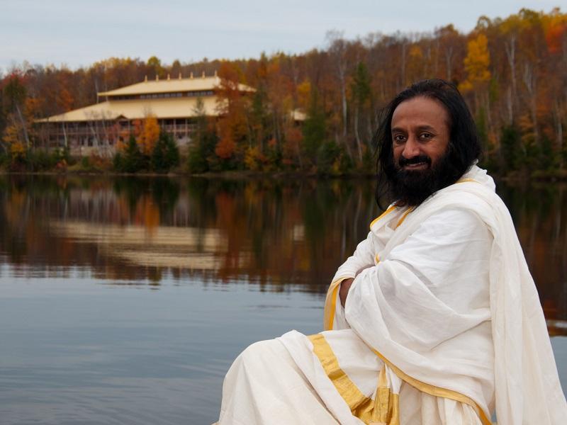 Шри Шри Рави Шанкар: «4 подхода к решению вопросов в материальной и духовной сфере»