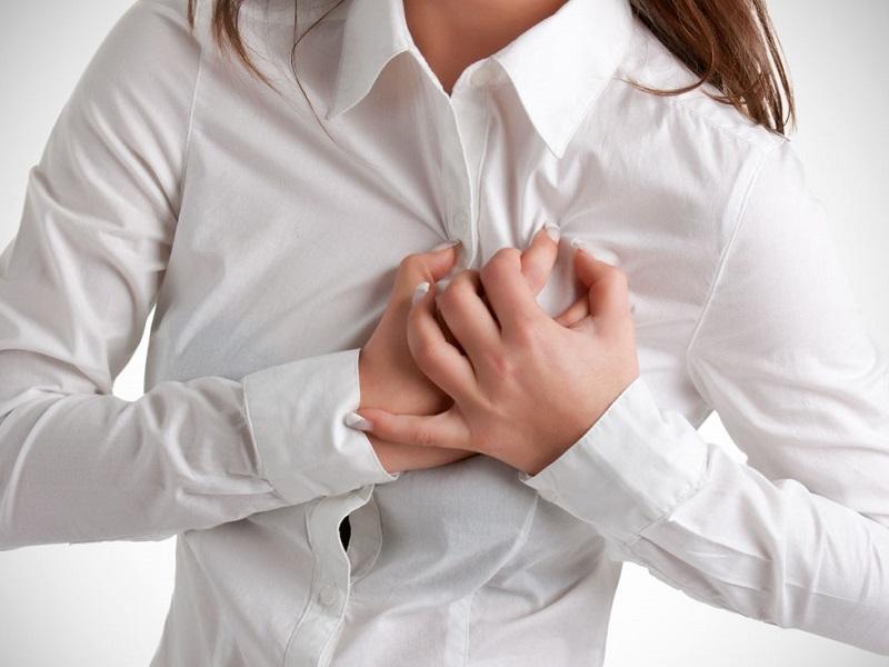 5 женских симптомов сердечного приступа!