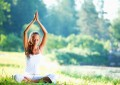 Асаны йоги для успокоения нервной системы