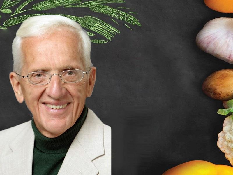 Биохимик Колин Кэмпбелл: «То, что мы едим, становится частью нашего организма»