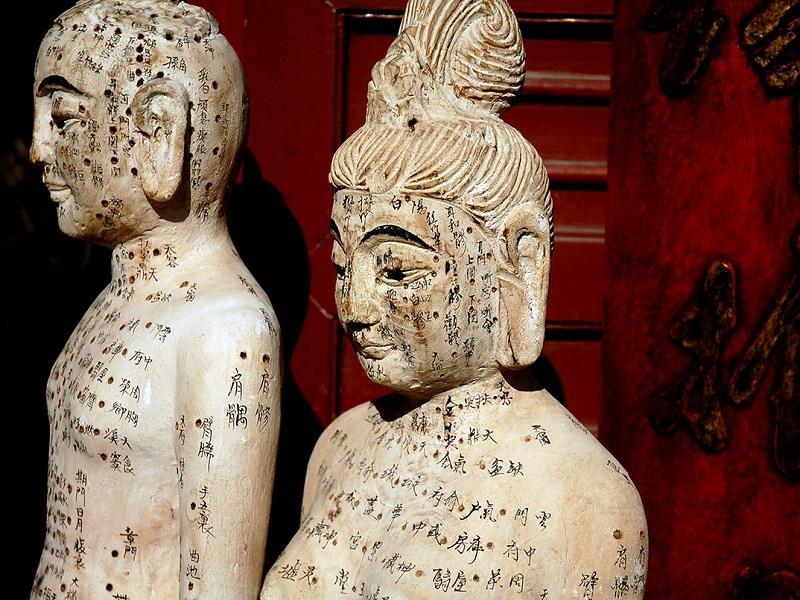 Медицина по-китайски: диагностика современная, лечение старинное