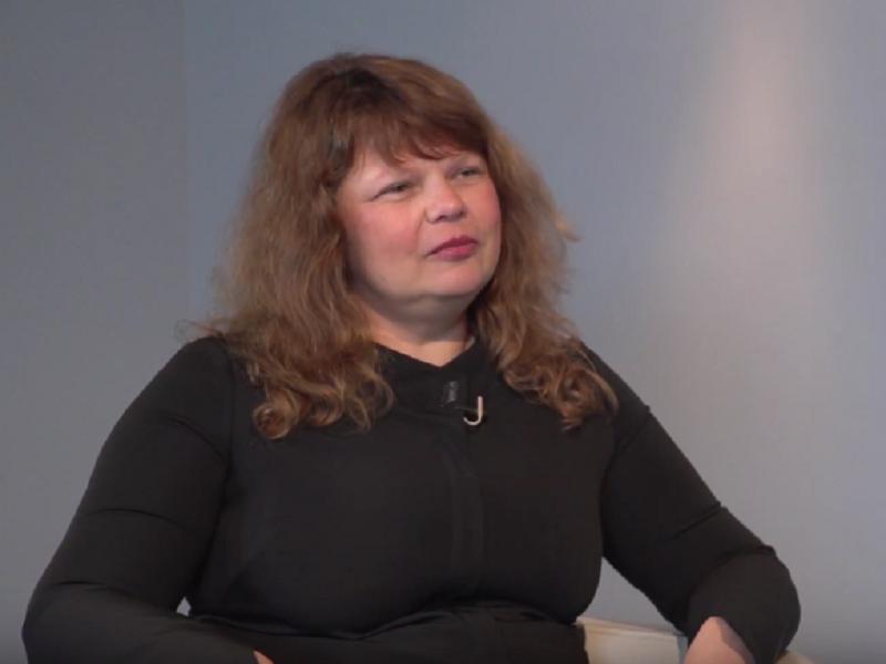 Татьяна Кашпур: «Любовь на расстоянии»