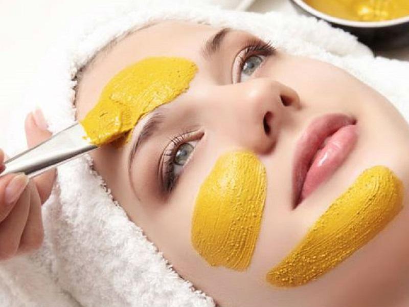 Аюрведа: антивозрастная маска для лица
