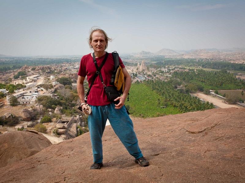 Денис Заенчковский: «Метафизика путешествий»