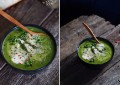 Крем суп со спаржей