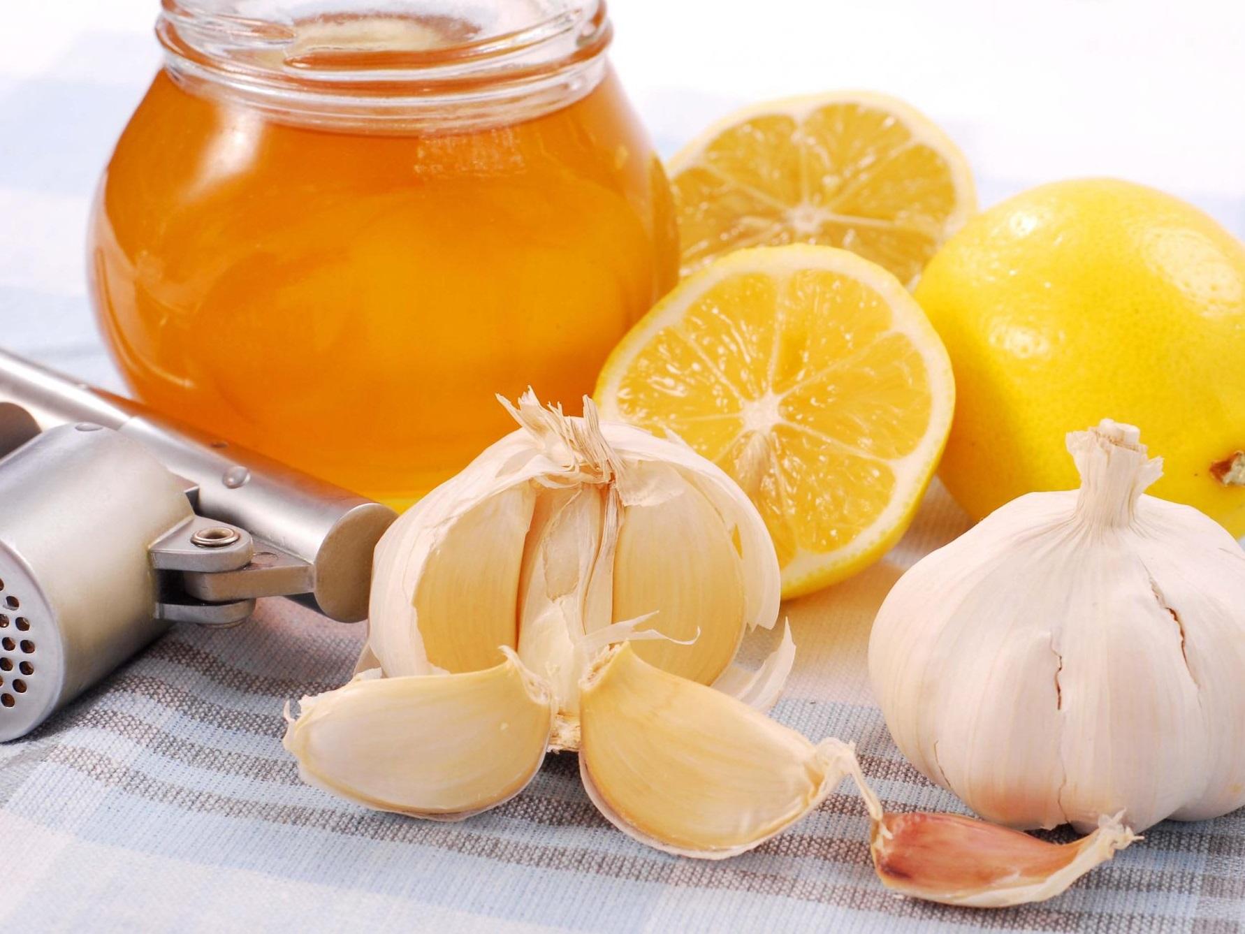 рецепт чеснок с лимоном для снижение холестерина