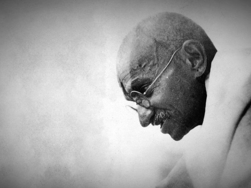 30 жизненных принципов Махатмы Ганди