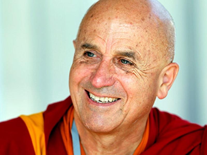Самый счастливый человек на свете Матье Рикар советует медитировать, чтобы радоваться жизни