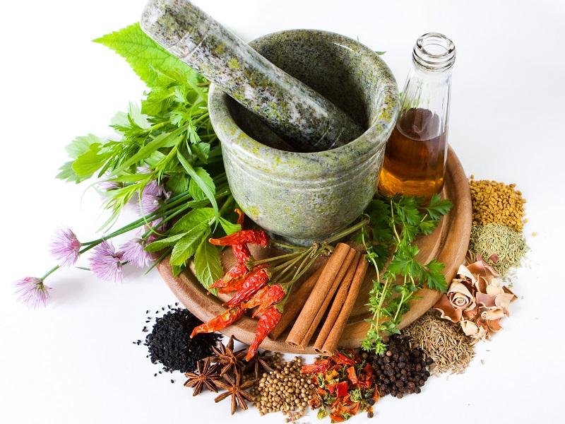 Специи и травы для иммунитета