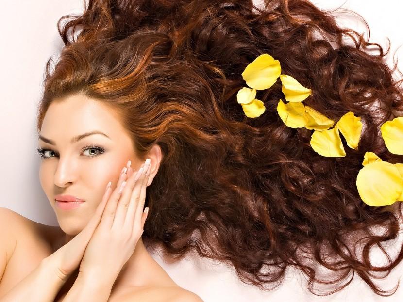Восточные рецепты: для красоты волос