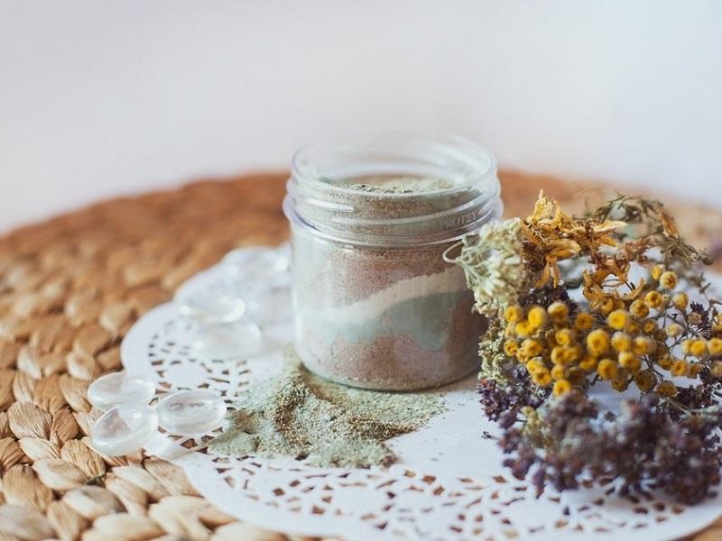 Рецепты аюрведы: убтан для кожи