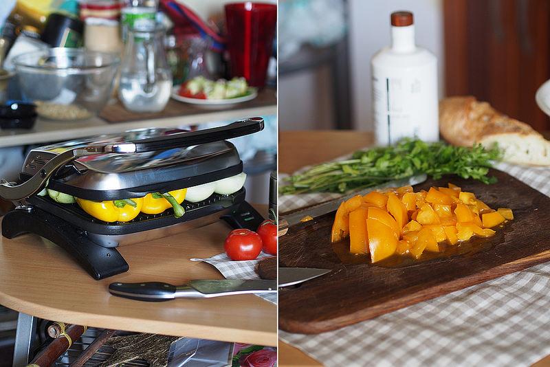 Prjanyj salat iz ovoshhej gril' s bagetom_2