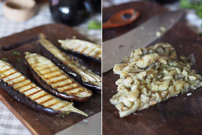 Prjanyj salat iz ovoshhej gril' s bagetom_5