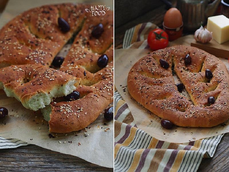 Прованский хлеб фугас