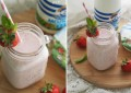 Творожно-ягодный смузи
