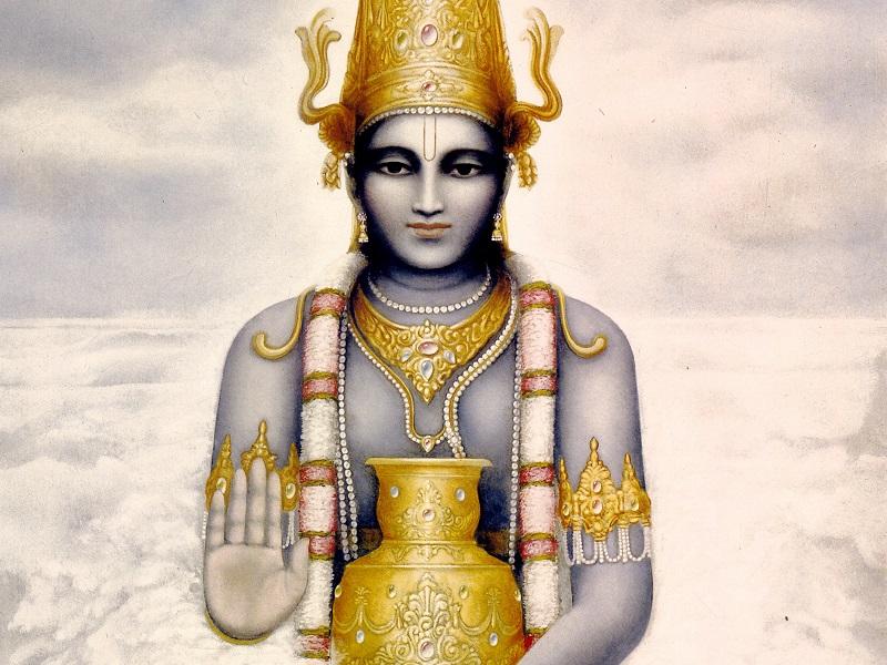 «Ом Сарве бхаванту сукхинах…»: завет отца аюрведы Дханвантари