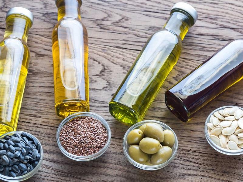 Растительные масла — информация о каждом!