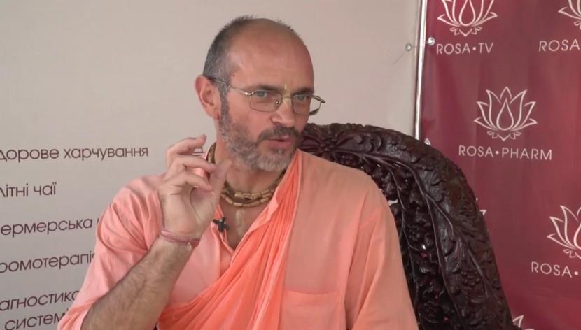 Откровения в духовной практике, программа «Люди», гость — Бхакти Севан Хришикеш Свами Махарадж