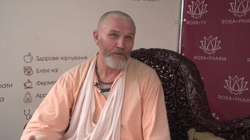Духовное развитие: путь начинающего, программа «Люди», гость — Махавир Свами