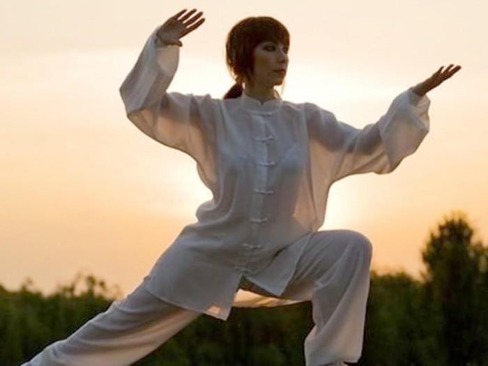 Восточные гимнастики для здоровья психики и тела