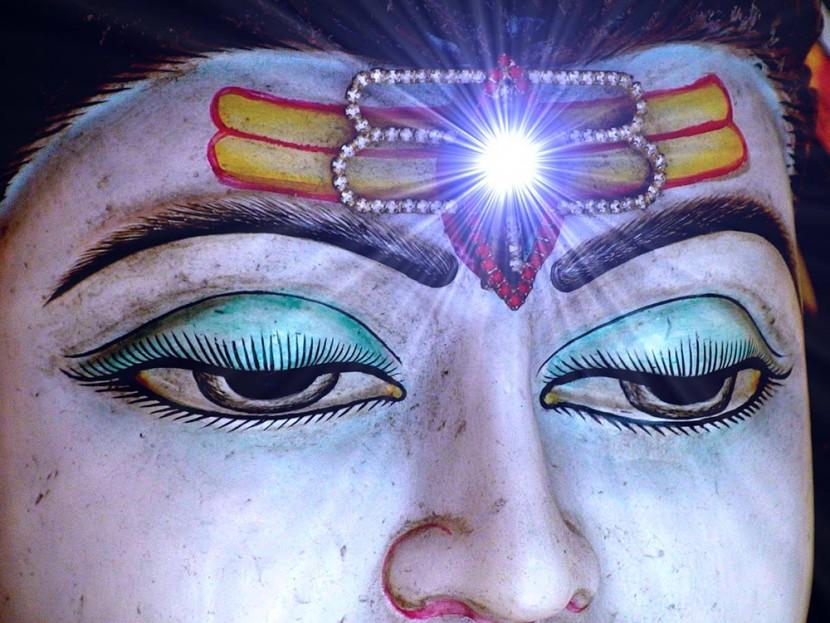 Третий глаз — развитие интуиции