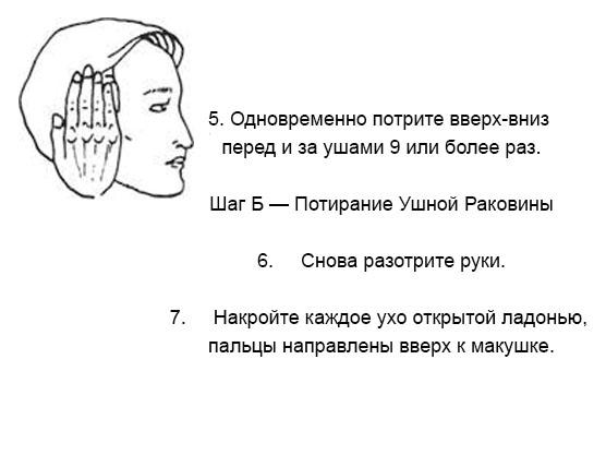 Массаж внешнего уха(2)
