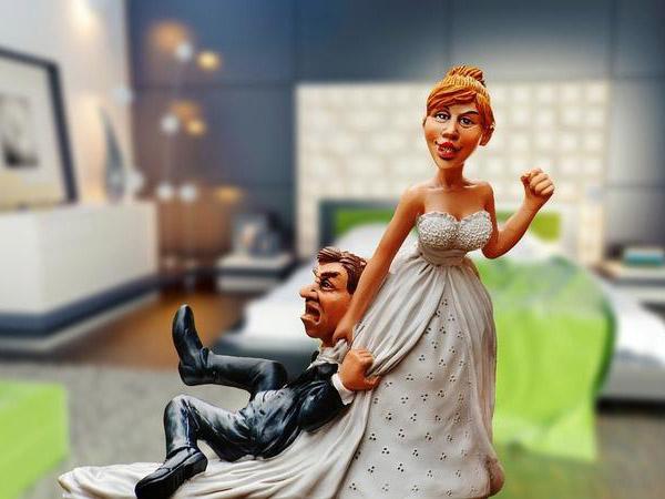 Стоит ли говорить о браке и о разводе на одном дыхании?