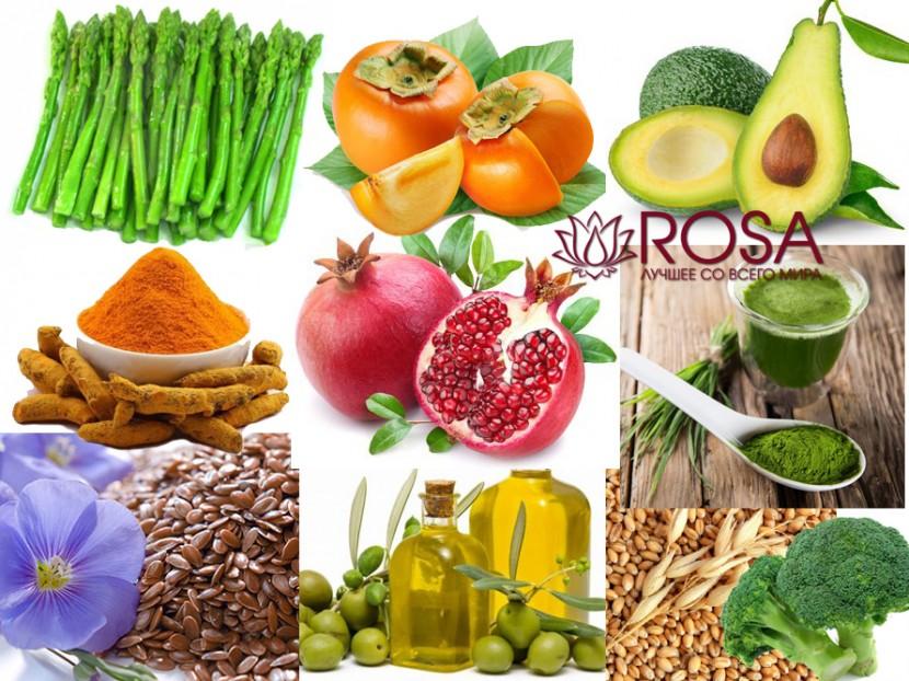 10 продуктов, которые чистят артерии естественным образом