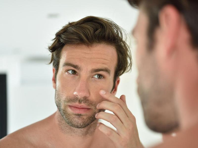 Природные советы красоты и здоровья кожи для мужчин