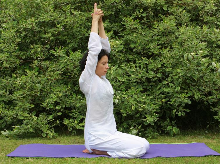 Кундалини йога: крийя для женщин