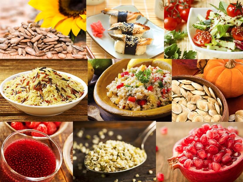 9 чудо-семян для здоровья