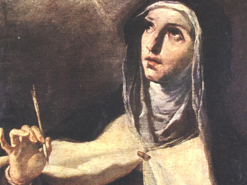 Святая Тереза Авильская-1