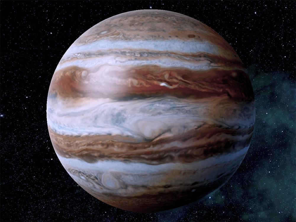 О могучем Юпитере замолвить слово