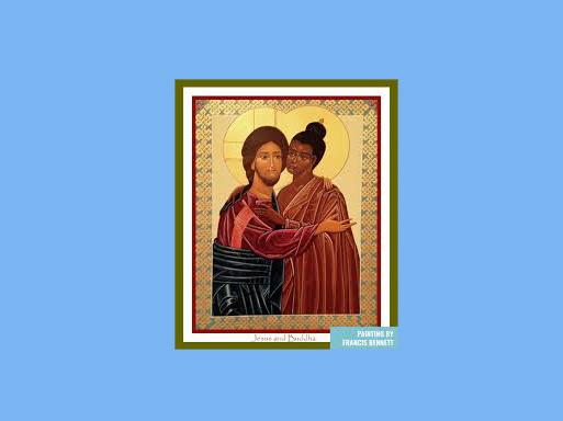 Объятия Иисуса и Будды. Беседа Адьяшанти и Френсиса Беннетта-1