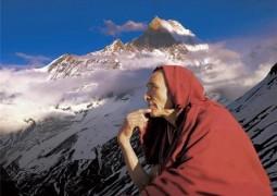 Как вылечить по буддистки