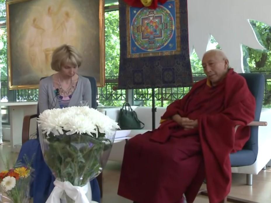 Самдонг Ринпоче. Медитация как инструмент внутренней трансформации