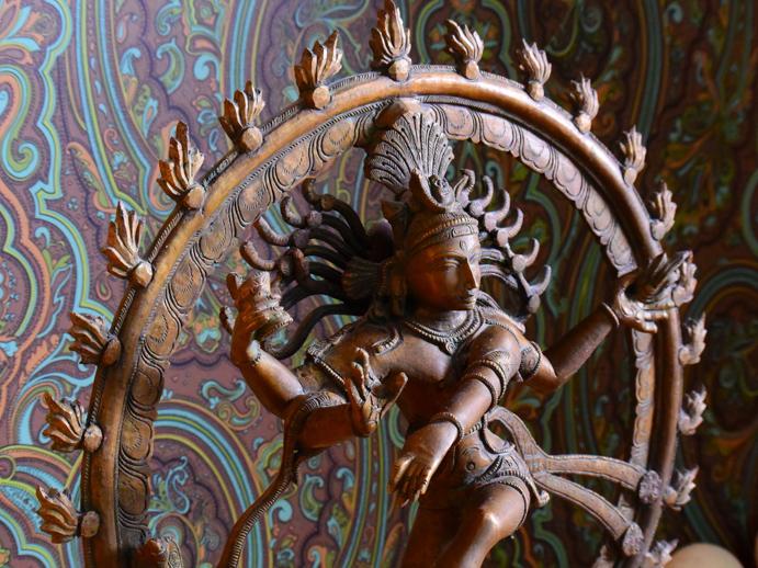 Бог Шива. Осознанность ключ ко всему-1