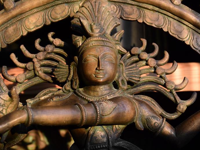 Бог Шива. Осознанность ключ ко всему-2