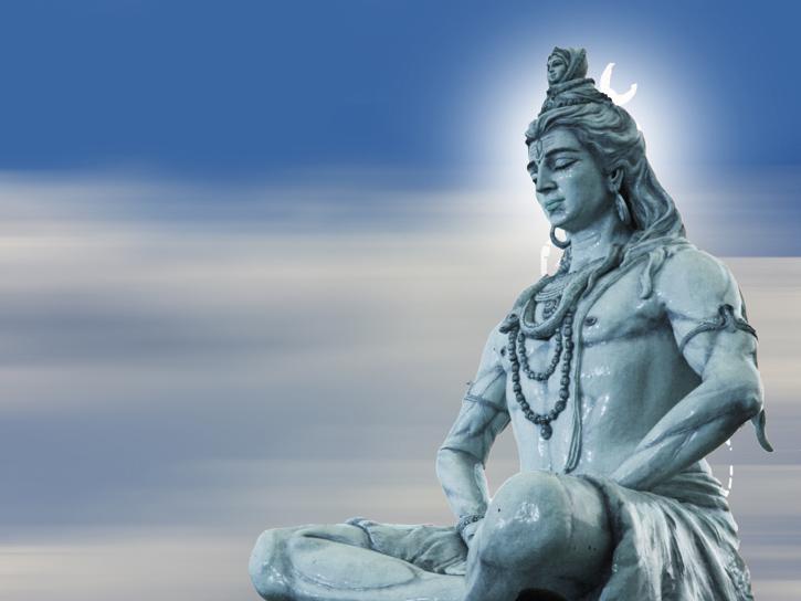 Бог Шива. Осознанность ключ ко всему-3