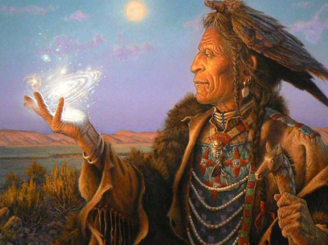 Четыре священные мудрости от старших поколений