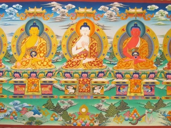 Чогьям Трунгпа: Пять семейств будды и связанные с ними неврозы