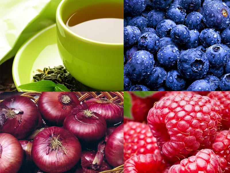 Растительная пища – флавоноиды краски здоровья
