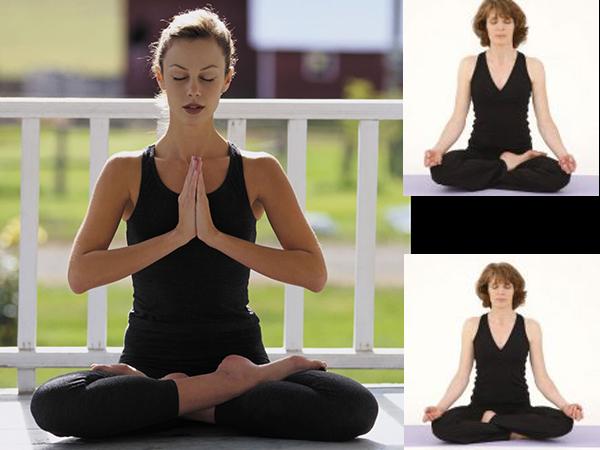 3 -Асаны йоги на 7 чакр
